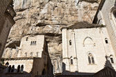 Chapel in Rocamadour. — Stock Photo