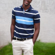 Young African American male - Stock Photo