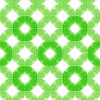 Royalty-Free Stock Photo: Seamless background of green circles