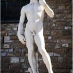 Statue of human — Stock Photo