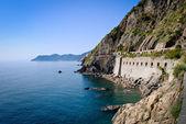 Riomaggiore — Стоковое фото