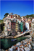 Riomaggiore — Stok fotoğraf