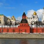 Kremlin, Moscow — Stock Photo #10436275