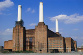 Battersea Power Station, London — Stock Photo