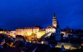 Cesky Krumlov, Tschechien — Stockfoto
