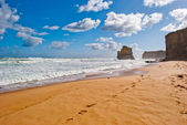 Twelve Apostles, Great Ocean Road, Australia — Stock Photo