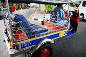 Tuk Tuk in Bangkok — Stock Photo