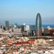 View of Barcelona, Spain — Stock Photo #9773524