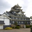 Okayama castle main keep, Japan — Stock Photo #10077612