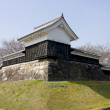 Tower of  Shoryuji Castle — Stock Photo