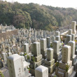 Buddhistic cemetery - Photo