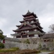 Main keep of Fushimi castle, Japan — Stock Photo #10542130