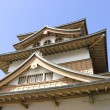 Takashima castle main keep (fragment) — Stock Photo #10688719