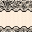 Royalty-Free Stock Vector Image: Old lace background, ornamental flowers. Vector texture.