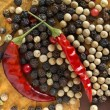 Dry pepper — Stock Photo