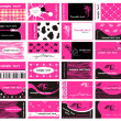 Business Cards — Stock Vector #10245184