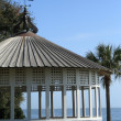 Stock Photo: Gazebo on Georgicoast