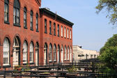 Historic Savannah Georgia — Stock Photo