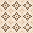 Royalty-Free Stock Vector Image: Classic seamless floral ornate background.