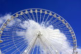 A big wheel — Stock Photo