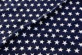 Tissu façon drapeau américain — Stock Photo
