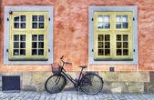 Old bike. — Stock Photo