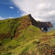 Stock Photo: Dramatic landscape on Madeira.