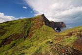 Dramatic landscape on Madeira. — Stock Photo