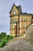 Old European architecture. — Stock Photo