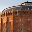 Royalty-Free Stock Photo: Old Gasometer.