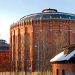Gasometer. — Stock Photo