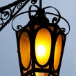 Stock Photo: Antique lantern.