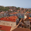 Stock Photo: Typical towns in Croatia.