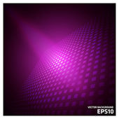 Violet Vector Background — Stock Vector
