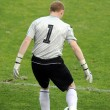 Soccer goalkeeper — Stock Photo #9860101