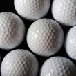 Golf balls — Stock Photo #9860205