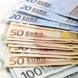 Euro money — Stock Photo #9860308