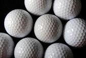 Golf balls — Stock Photo
