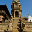 Stock Photo: Patdurbar square,bhaktapur,nepal