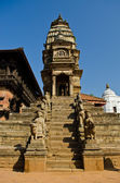 Patan durbar square,bhaktapur,nepal — Stock Photo
