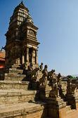 Patan durbar square,bhaktapur,nepal — Stock Photo