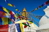 Boudhanath,kathmandu,nepal — Stock Photo