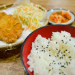 Stock Photo: Tokutsu japanese style food