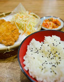 Tokutsu japanese style food — Stock Photo