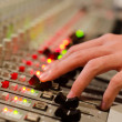 Sound engineer — Stock Photo #9975007