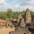 Foto Stock: Temple in Angkor Wat