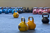 Proffessional Kettlebell — Stock Photo