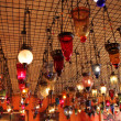 Turkish lanterns — Stock Photo