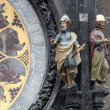 Astronomical clock — Stock Photo #10230611