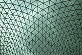 British Museum roof — Stock Photo